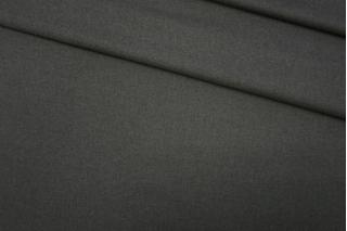Костюмная фланель шерстяная темно-болотная PRT-G7 15111907