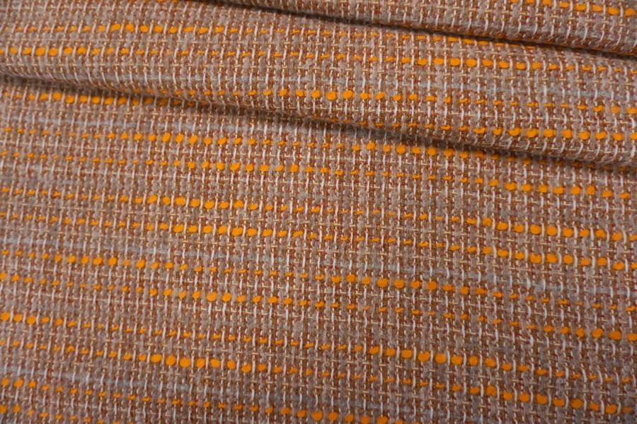 Шанель оранжевая PRT-F60 15111924