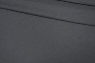 Трикотаж шерстяной темно-серый Donna Karan PRT-E6 23101916