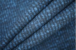Шерстяной трикотаж серо-голубой PRT- D7 28101909