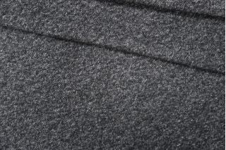 Трикотаж шерстяной плотный бело-серый PRT-T2 28101914