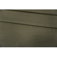 ОТРЕЗ 1,6 М Пальтовый шерстяной велюр цвета хаки PRT-F6 28101925-1