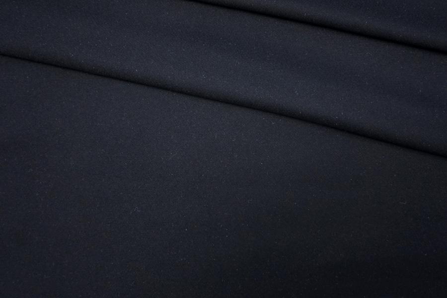 Пальтовая шерсть черно-синяя PRT-C2 28101926