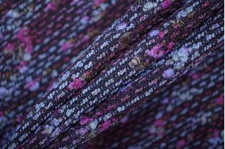 Шерсть букле фиолетовая PRT-Z3 09081930