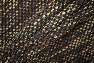 Шанель шерстяная коричневая PRT-F7 09081931