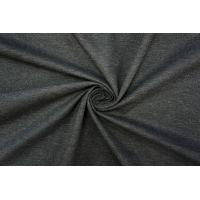 ОТРЕЗ 2,3М Джерси поливискозный черно-серый PRT-X5 10081912-1