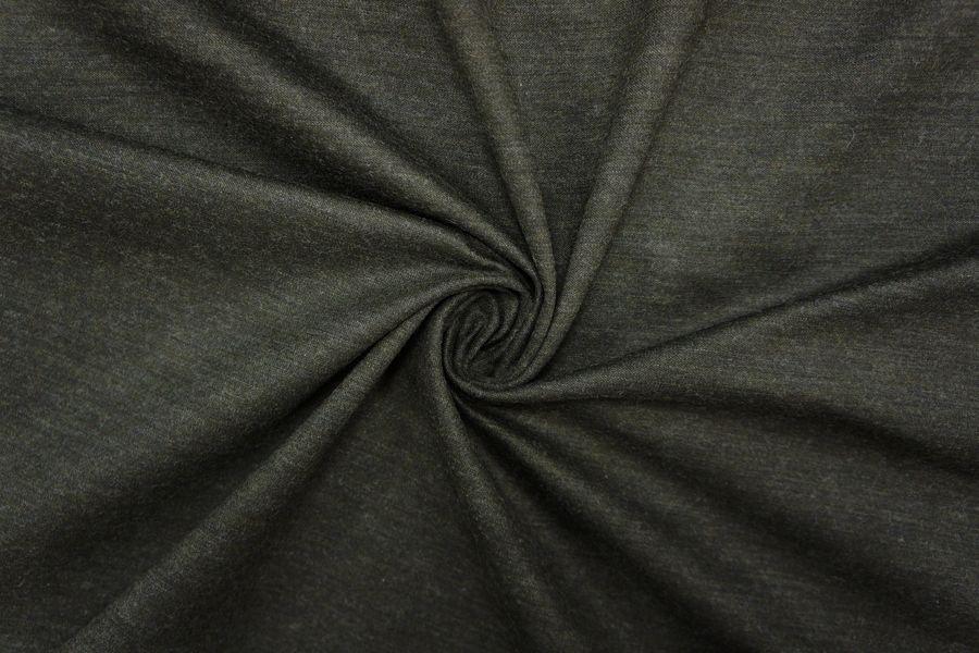 Джерси шерстяной черно-зеленый PRT-D6 10081914