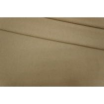 ОТРЕЗ 0,5 М  Костюмная шерстяная фланель серо-бежевая PRT-(60)- 13081918-2