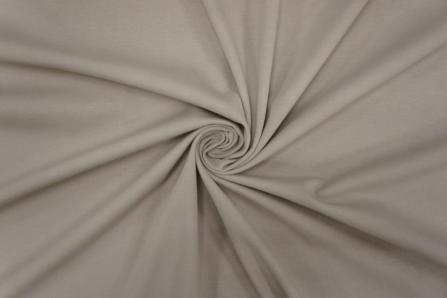 Джерси тонкий вискозный серый PRT-D6 23081927