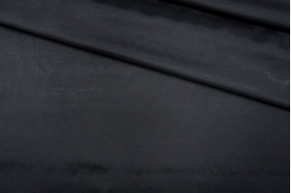Подкладочная вискоза-стрейч черная PRT-A6 03111911
