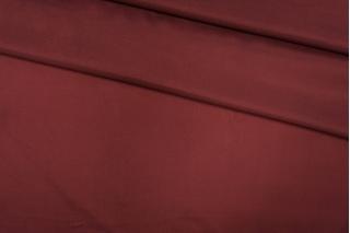 Подкладочная вискоза-стрейч темно-бордовая PRT-A6 03111912