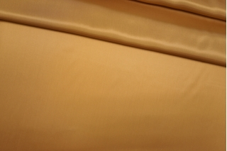 ОТРЕЗ 2,9 М Подкладочная вискоза золотистая охра PRT-A6 29101921-1