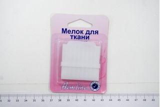 Мелок для ткани c точилкой в пластиковом корпусе Hemline 23101902