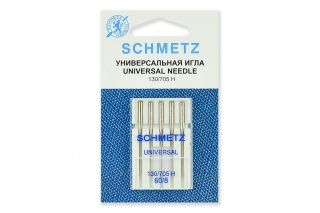 Иглы Schmetz стандартные №60, 5 шт.  0701016