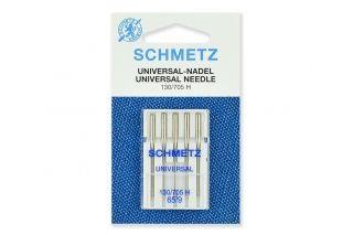 Иглы Schmetz стандартные №65, 5 шт.  0701100