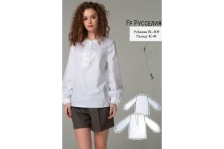Рубашка Русселия р-ры 42-48 BL-009