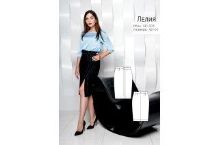 Юбка карандаш Лелия р-ры 42-50 SK-008