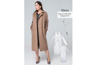 Пальто Юкка р-ры 42-50 CL001-003