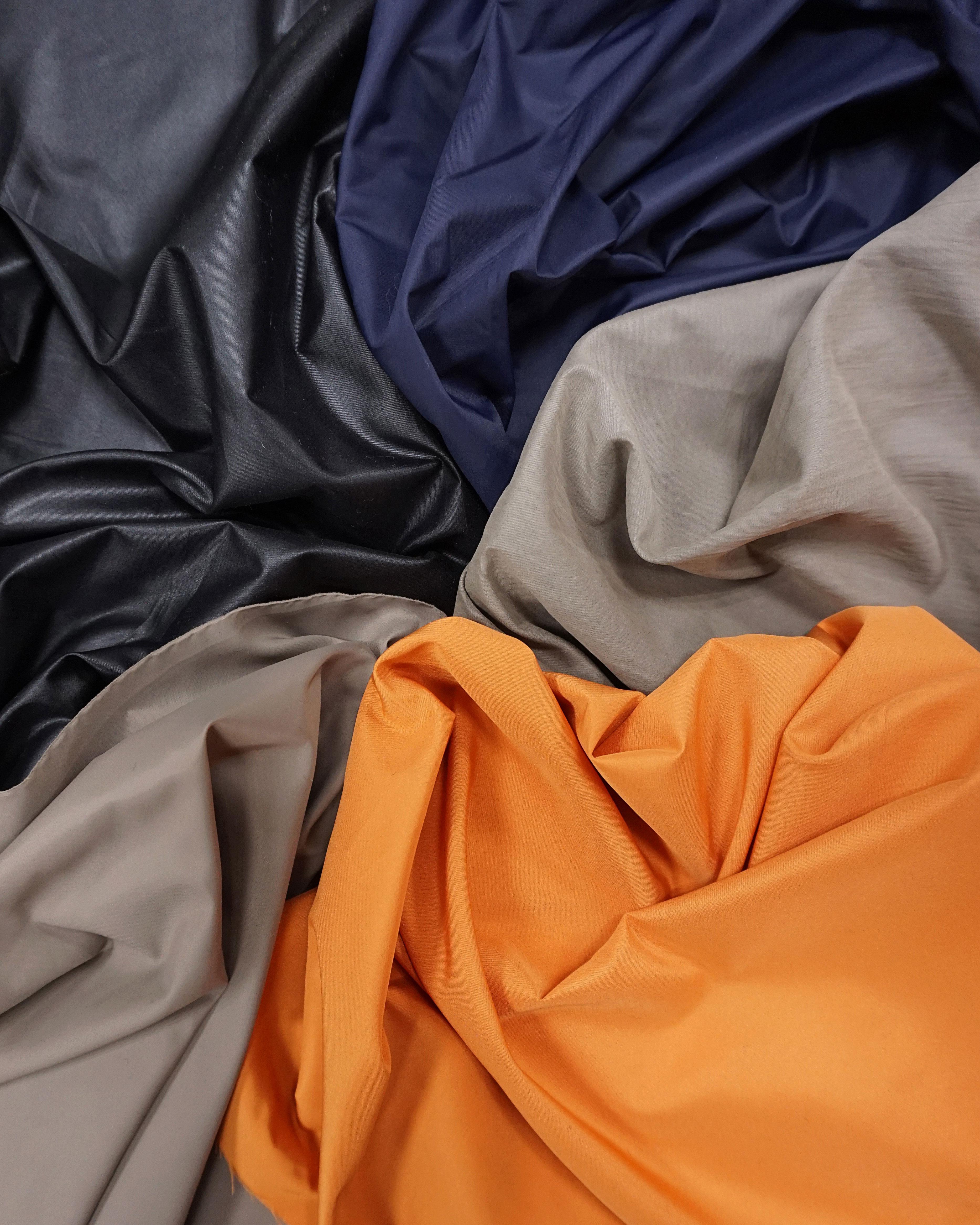 Плащевые ткани для тренча